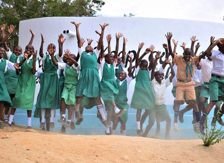 Herzenswunsch Schule - Heart's Desire School  in Kenya