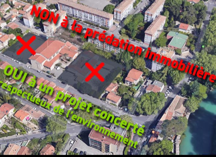 Urgent : Solidaires pour défendre le quartier des Aubes