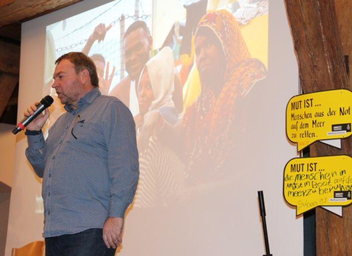 Claus-Peter Reisch Rechtshilfefonds für Seenotrettung
