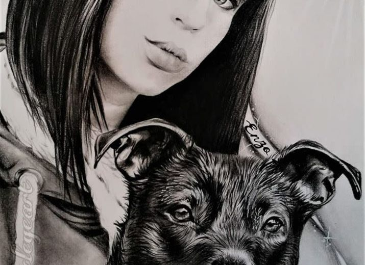 Soutien et aide pour Curtis le chien d'Elisa Pilarski et Christophe