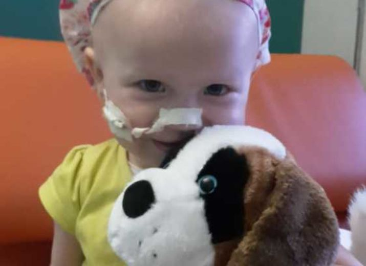 Sophia contre la leucémie
