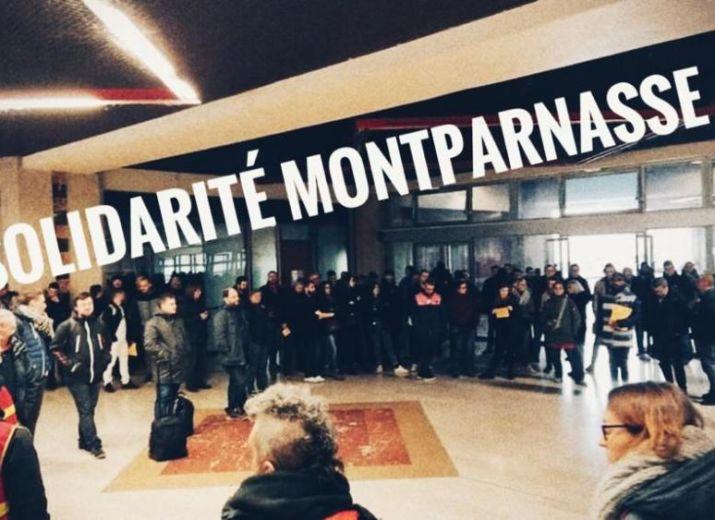 Caisse de solidarité des cheminots de Paris Montparnasse