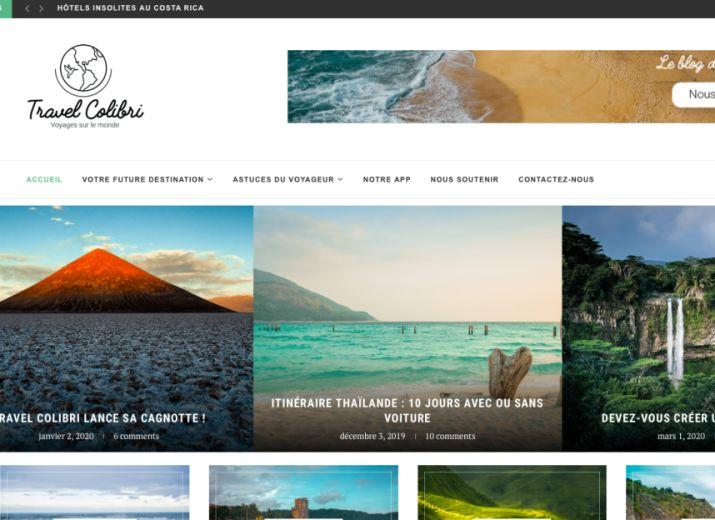 Un super blog de voyage !