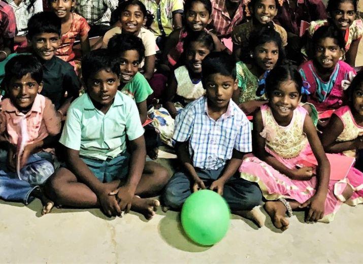 Education des enfants en Inde / Children education in India