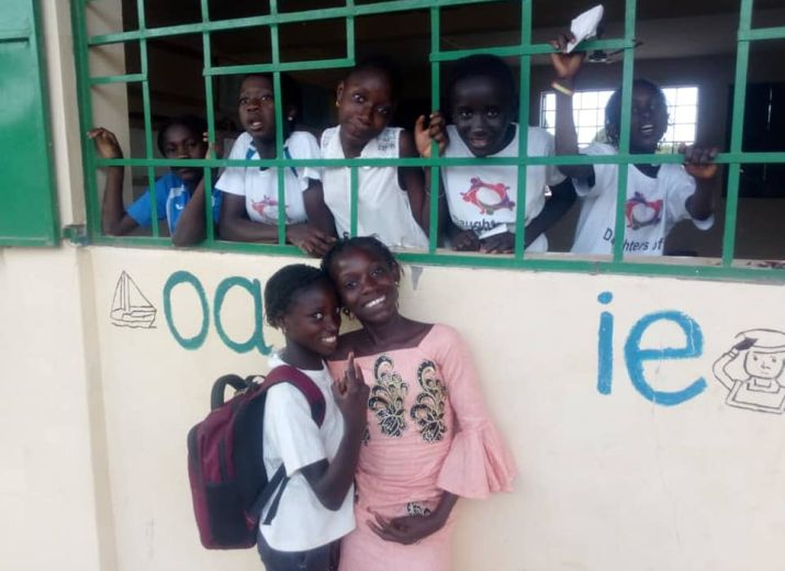 Daughters of Gambia Registered Charity No 2019/C8870