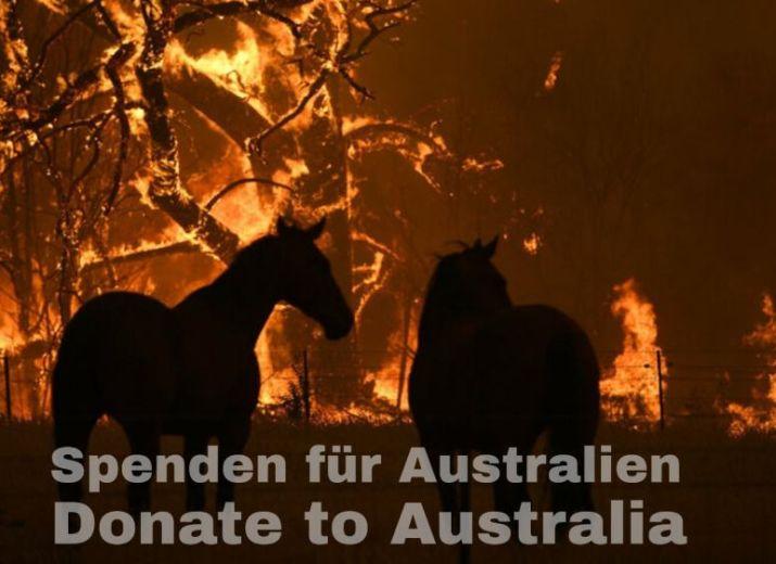 Spenden Für Australien