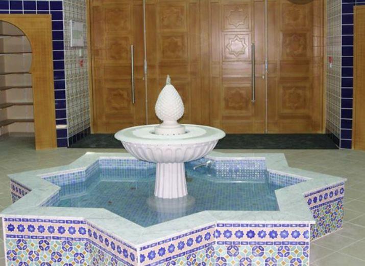 Mosquée  clémence woippy
