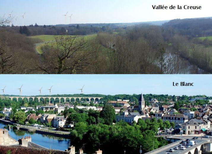 Pas de parc éolien à Pouligny St Pierre (36)