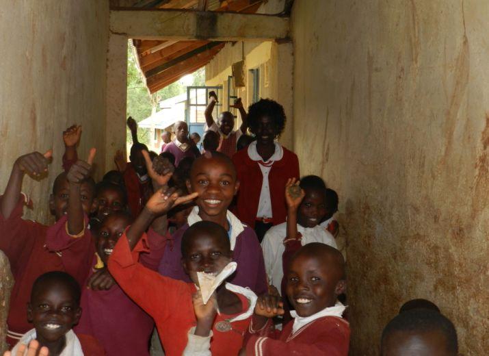 Projet de solidarité internationale - Welcome To Kenya 2020