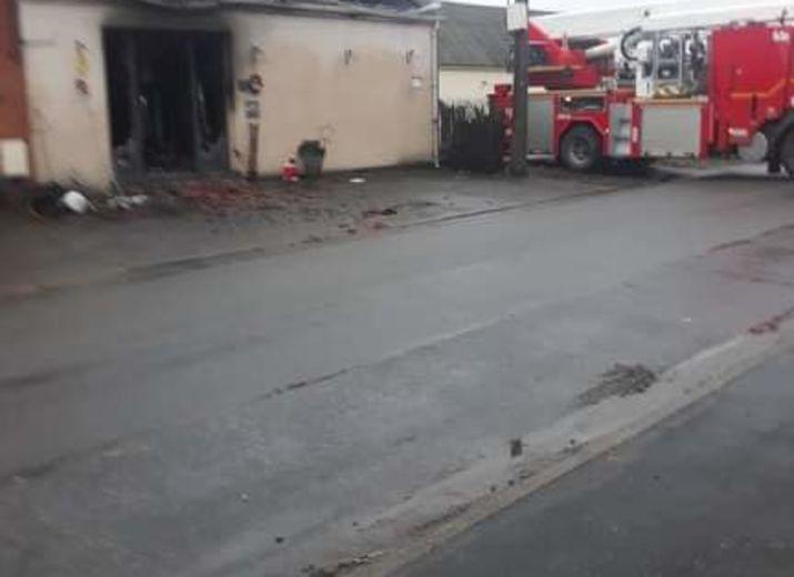 A votre bon coeur pour alicia et sa famille qui ont tout perdu cette nuit du 07 janvier 2020 dans l'incendie de leur maison à SOMAIN