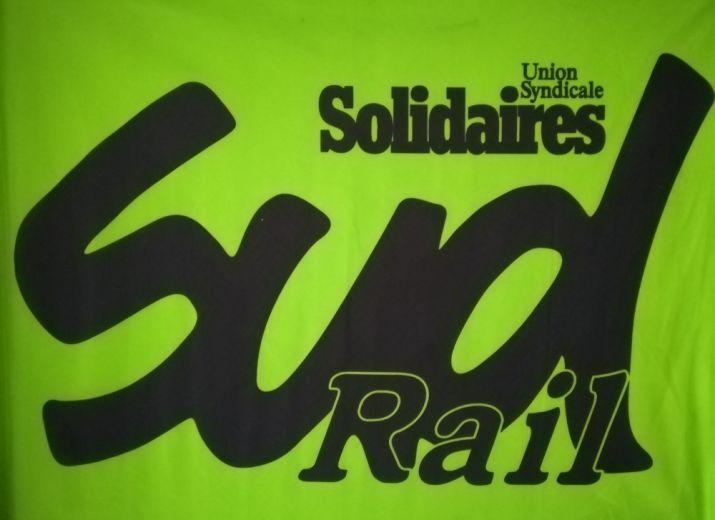 Solidarité grévistes SUD-Rail DIJON