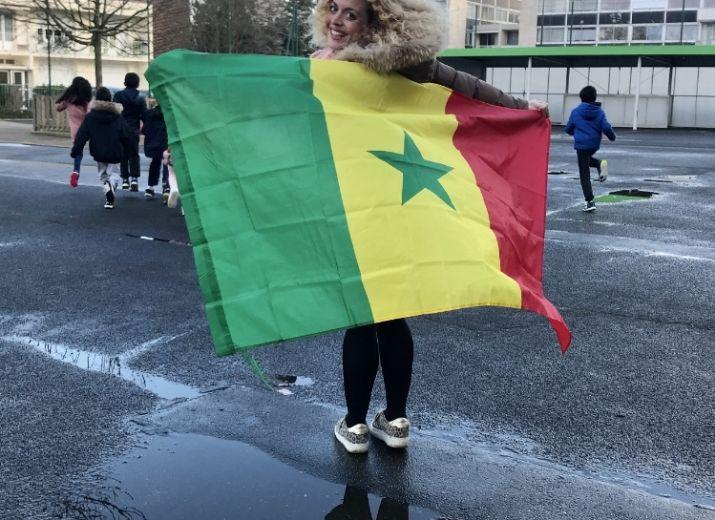 Milie au Sénégal