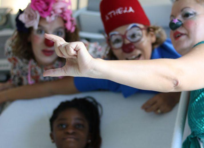 Amour de Clowns a encore besoin de vous pour poursuivre et développer ses visites à l'hôpital !