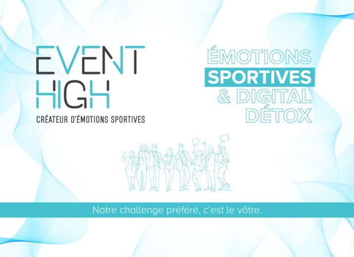 EVENT HIGH - Créateur d'émotions sportives