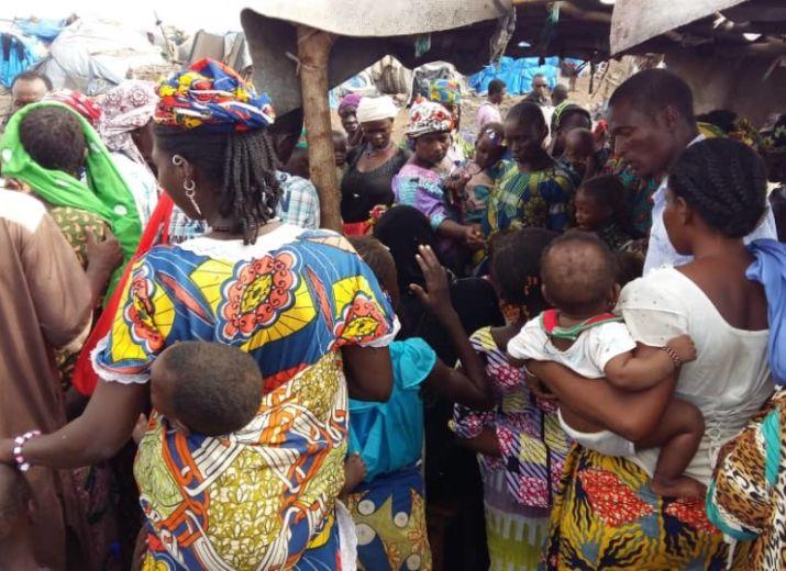 Anka Hina, association de soutien des enfants handicapés et les familles déplacées pour conflits armés au Mali.