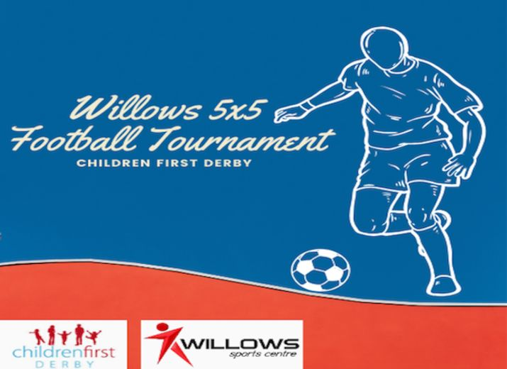 Willows 5x5 Charity Football tournament