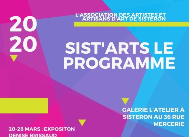 Soutenez nos manifestations artistiques pour Sisteron