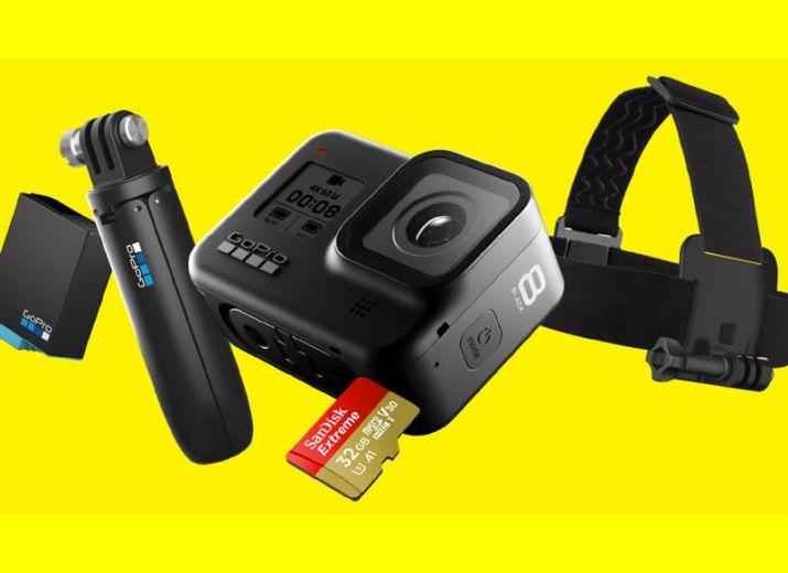 Projet vidéo - financement GoPro 8 - étudiant