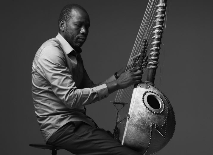Support Kora virtuoso: Ballaké Sissoko