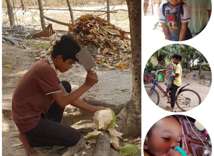 Une nouvelle vie pour ces orphelins