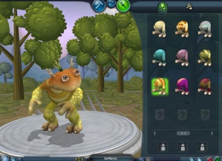Spore Creatures For Android Download Apk - Węzeł Wielbark i okolice