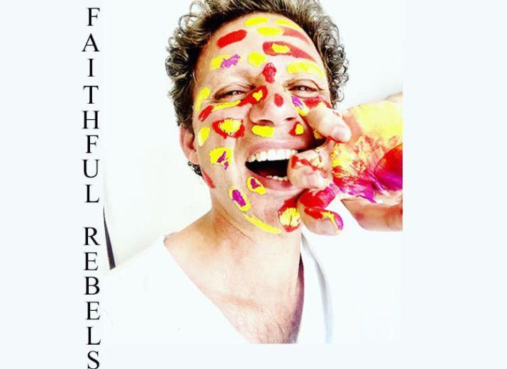 """Participation pour mon prochain album """"Faithful rebels"""""""