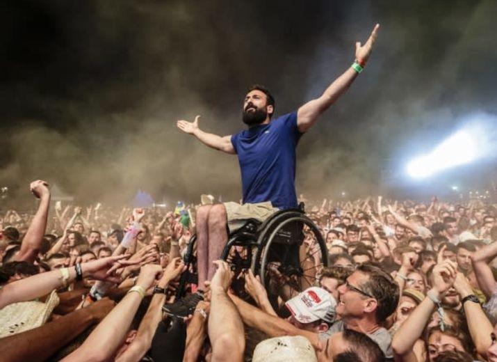 Accessibilité Electr'Auvergne Festival