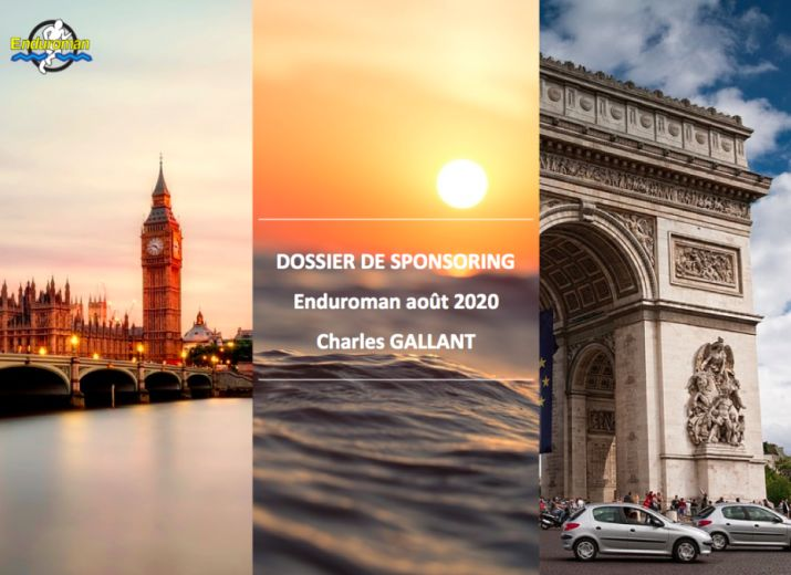 Enduroman 2020 - Charles Gallant