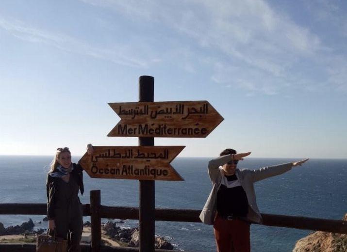 Voyage de Noces Alexandra & Hassane