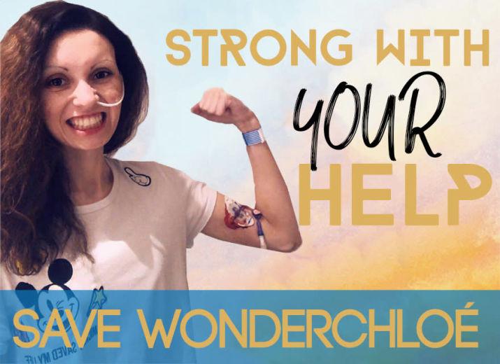 To save WonderChloé