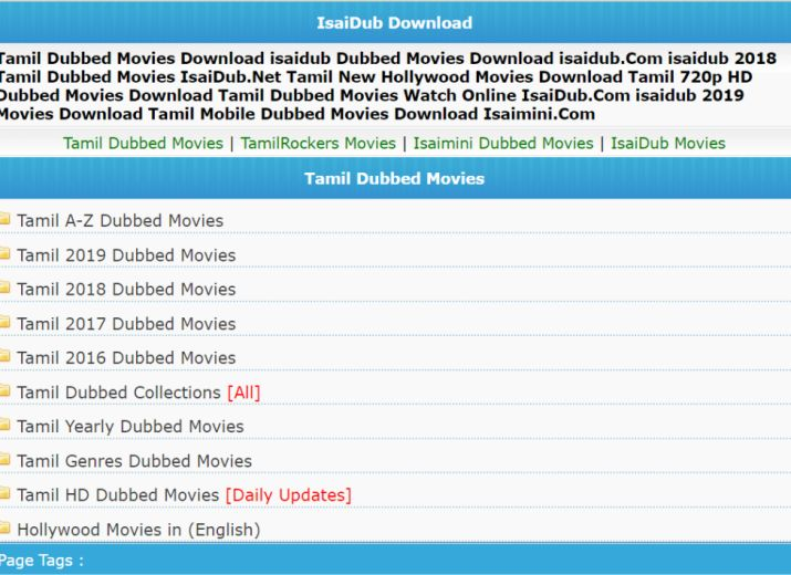 tamilrockers kutty movies download 2018