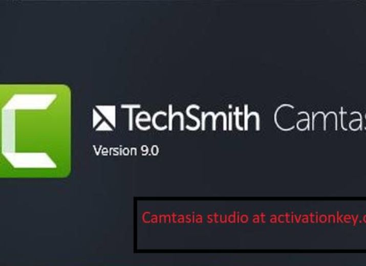 Camtasia Studio 2019.0.9 Crack Serial Key Generator ...