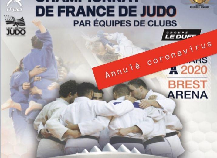 Action solidarité Judo 83