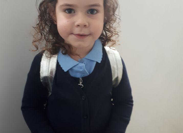 Adina's school fundraising pot