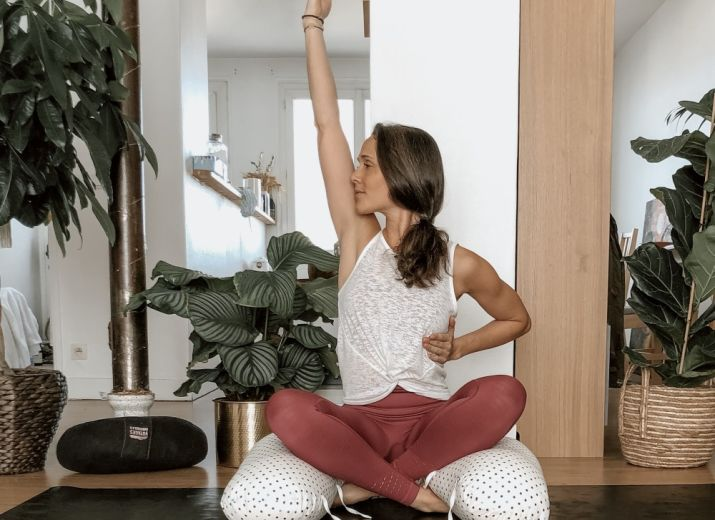 Donation cours de yoga