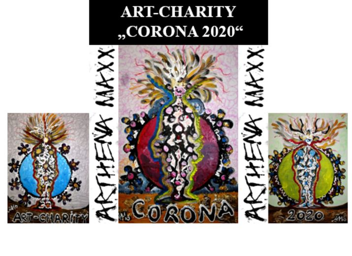 """ART-CHARITY """"CORONA 2020"""" ARTHENA MAXX"""