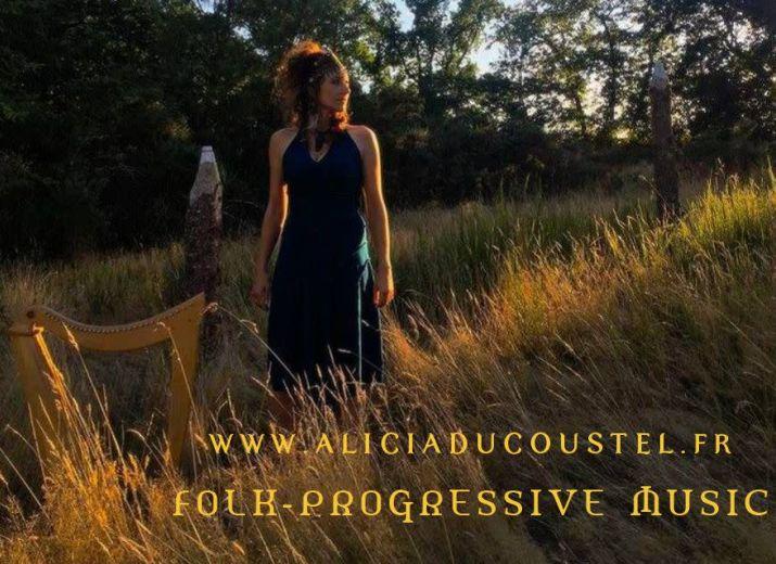Ateliers et Concerts live d'Alicia Du Coustel
