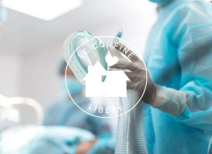 les confinés libérés se mobilisent pour équiper d'urgence les hôpitaux