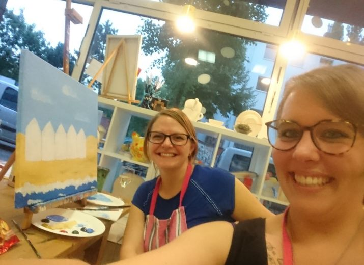 Painting Partys Köln