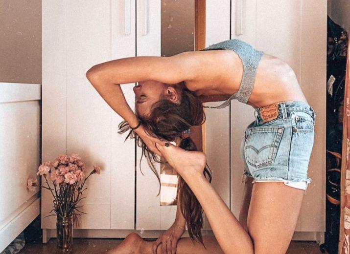 Online Yoga with Sara