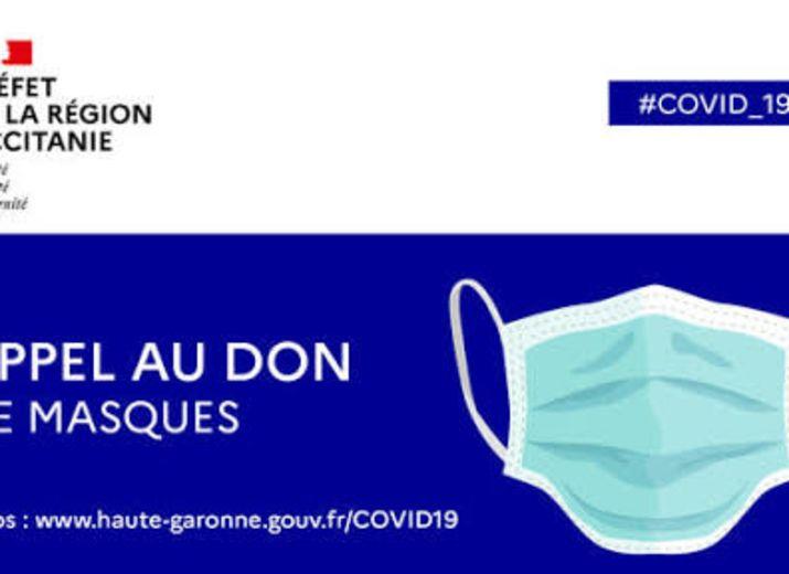 Don personnel soignant #COVID-19