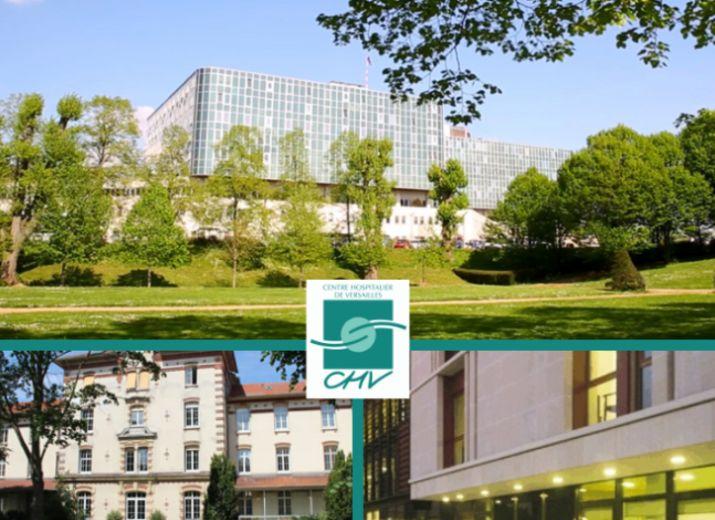 COVID-19 : Je soutiens le Centre hospitalier de Versailles et ses équipes
