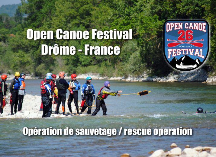 Open Canoe Festival