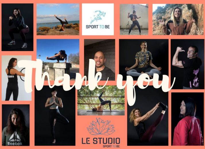 Le studio by sport to be