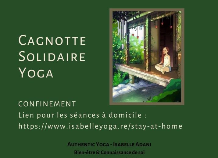 Cagnotte Solidaire Yoga