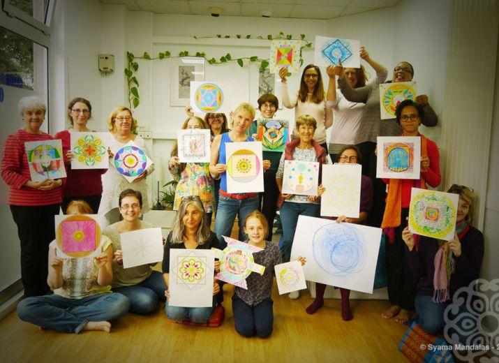 DONS pour Atelier Mandalas en live