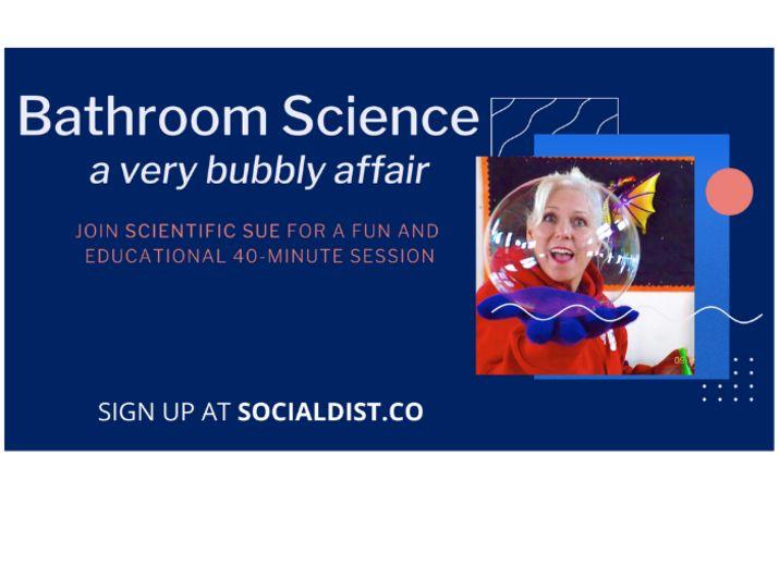 socialdistco-Science