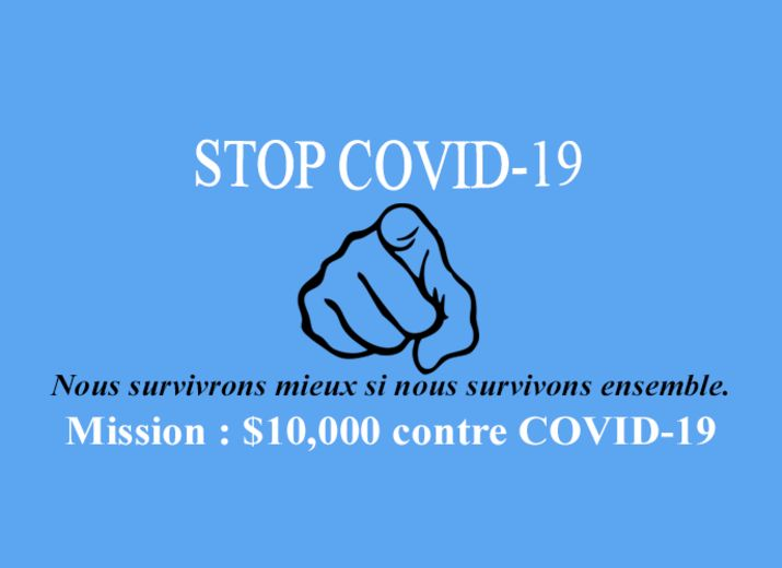 STOP COVID19 - West Africa
