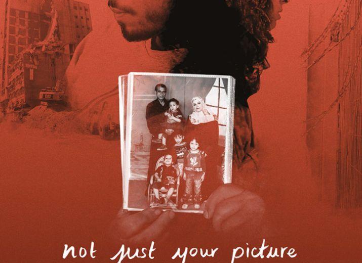 Support Not Just Your Picture for outreach / Soutien au film Sous Silence pour la diffusion
