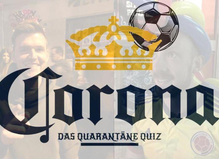 Corona Kicker - Das Quarantäne Quiz